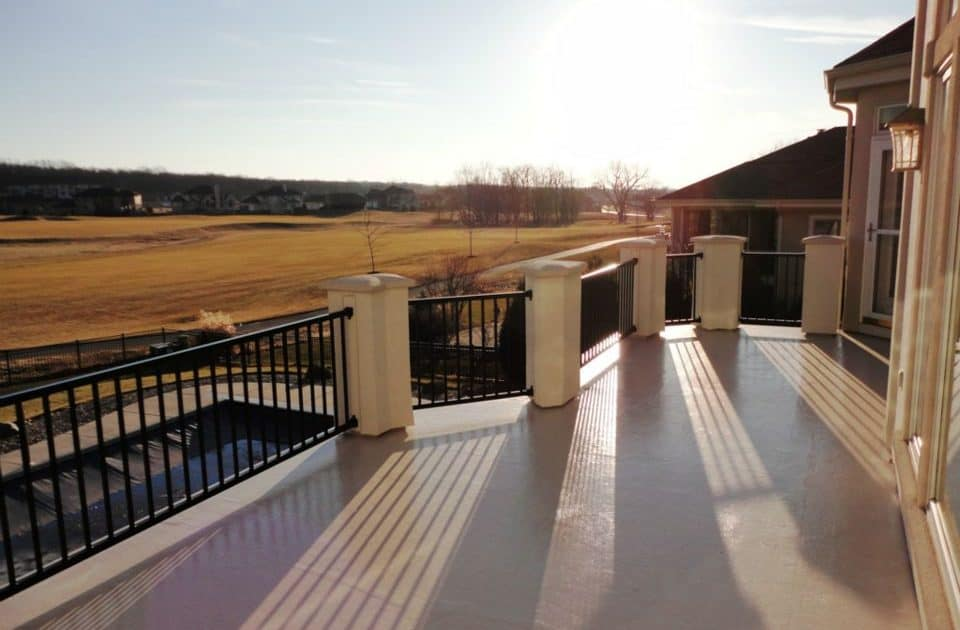 home remodel deck