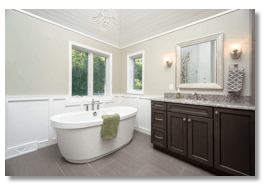 Bathroom Remodeling Services GMH Construction - Bathroom remodeling brookfield wi