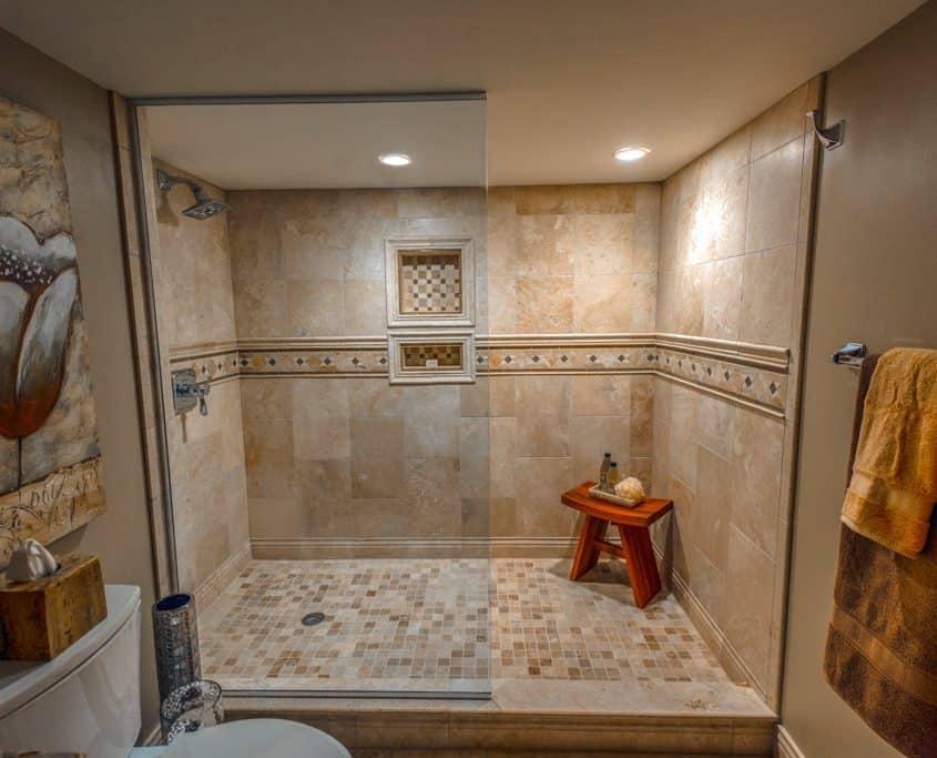 pewaukee bathroom remodels