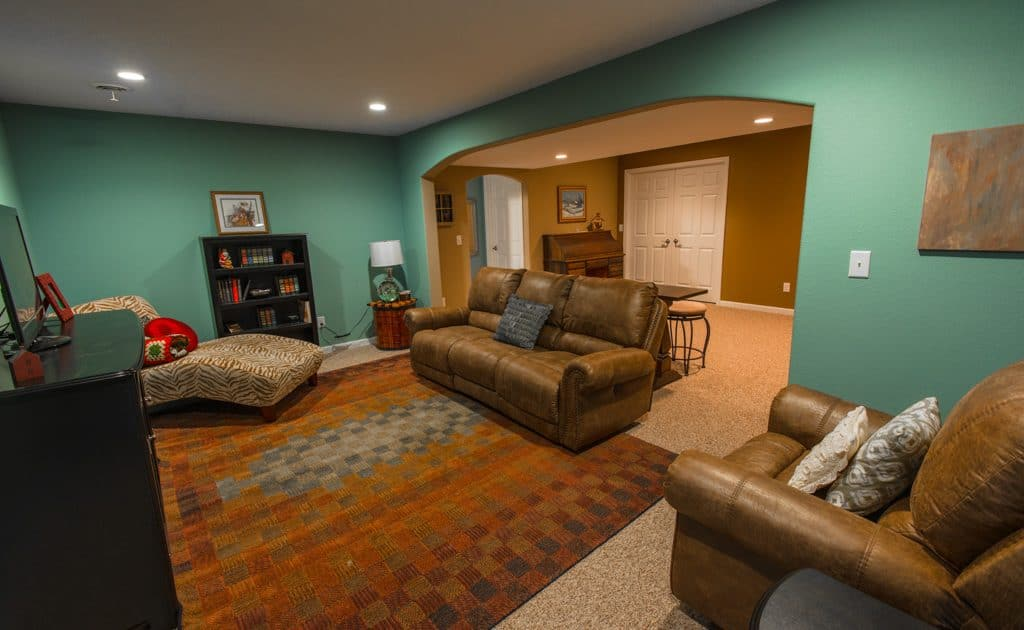 basement remodeling brookfield