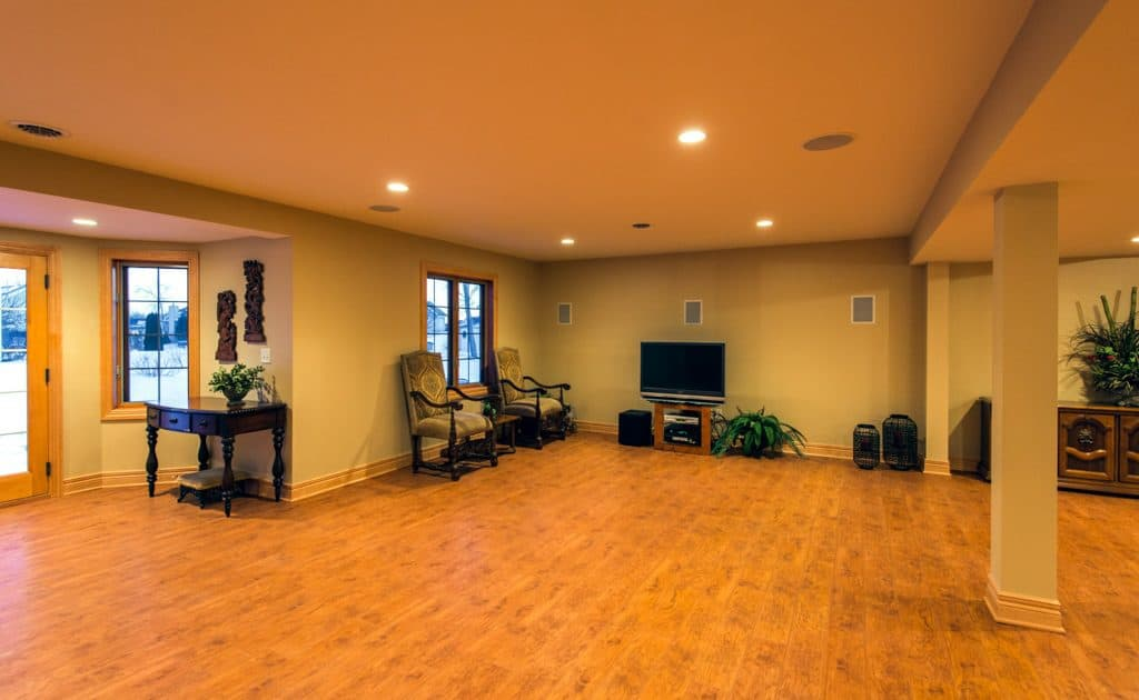 brookfield basement remodeling