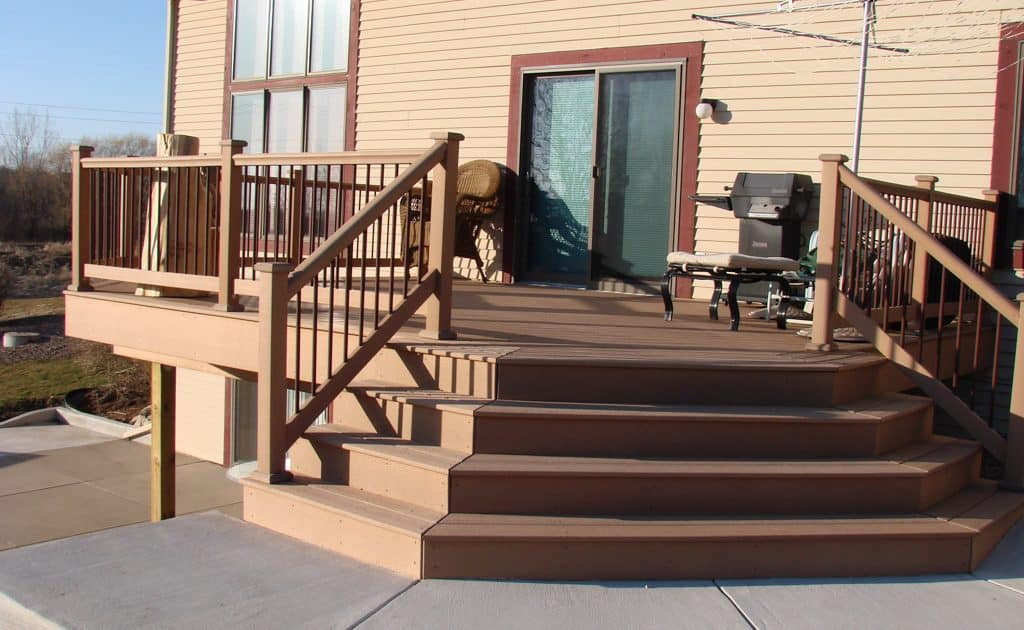home deck additions