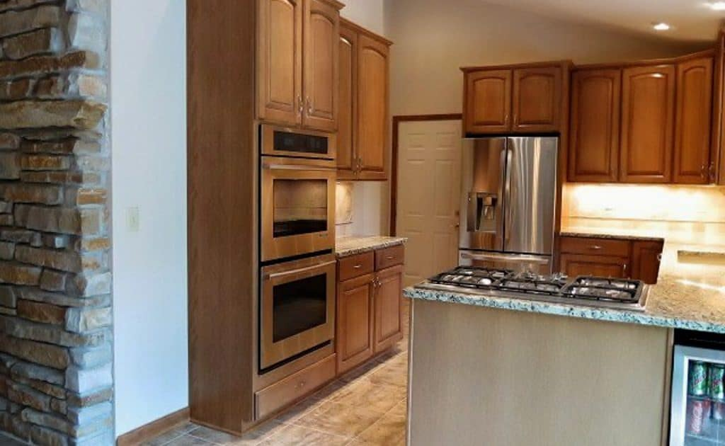 kitchen remodels brookfield