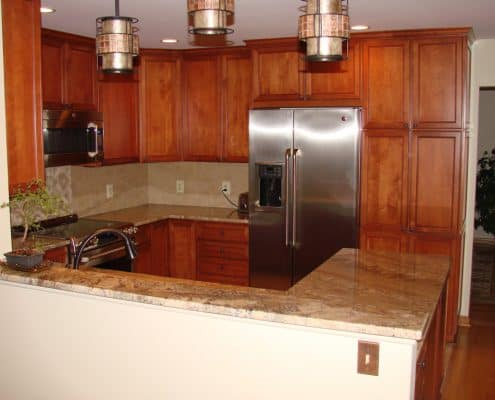 pewaukee kitchen remodeling