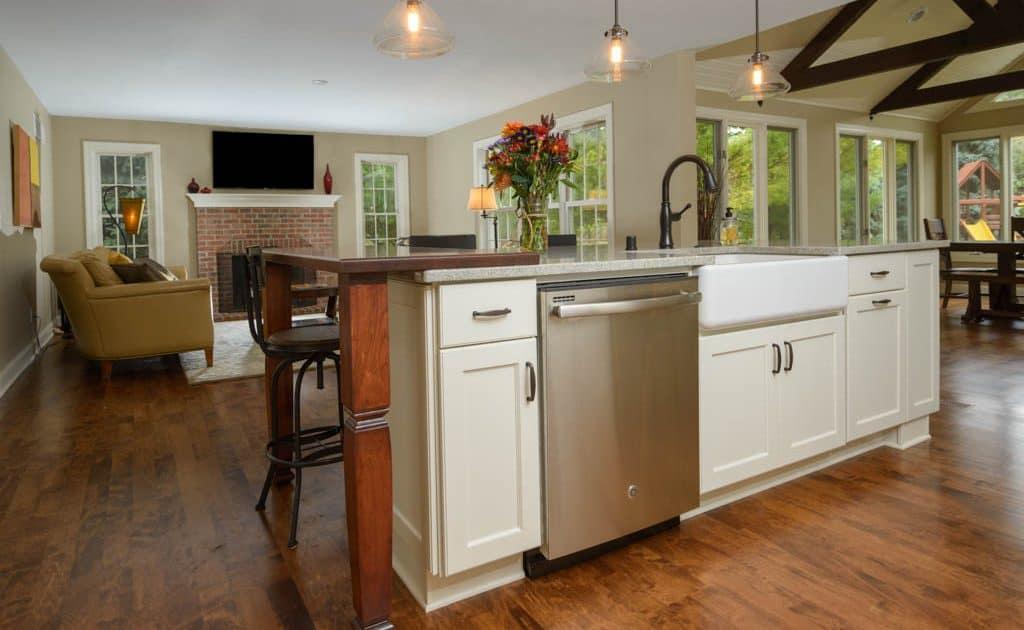 kitchen remodel waukesha