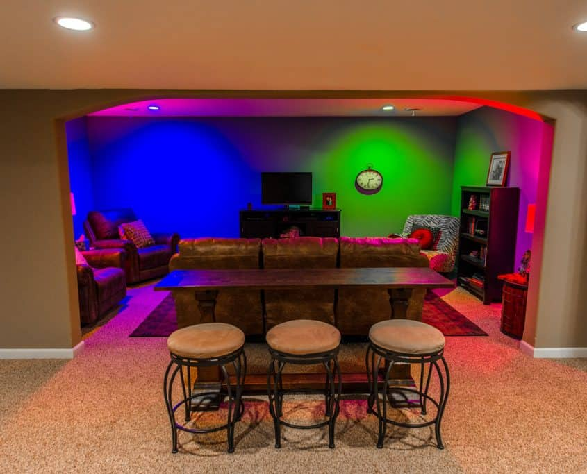 sussex basement remodeling
