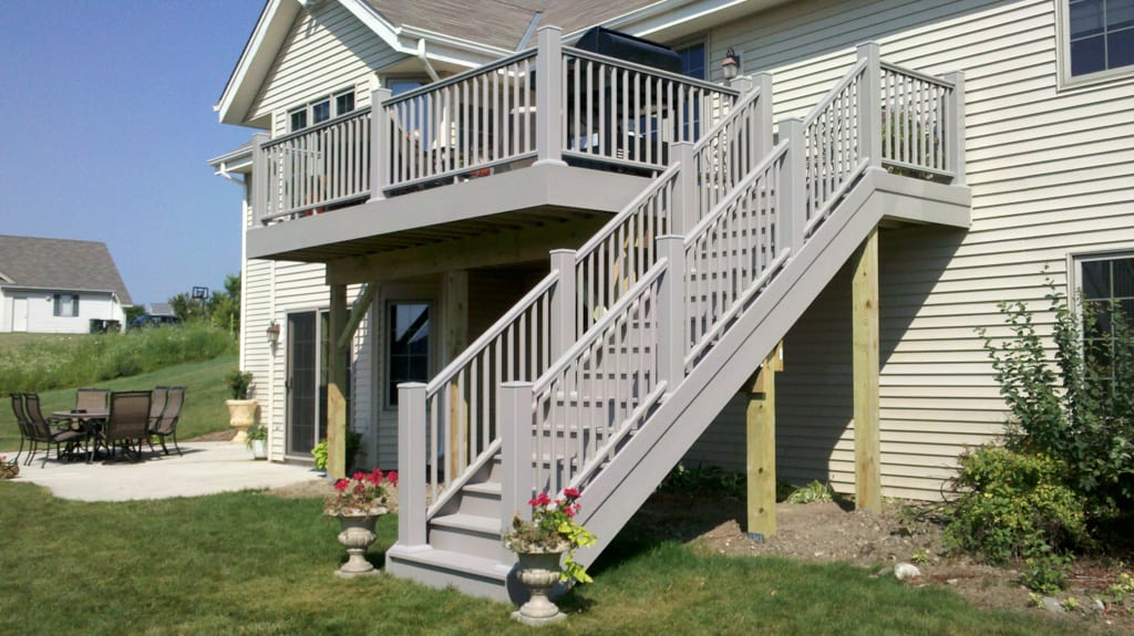 home remodel deck addition