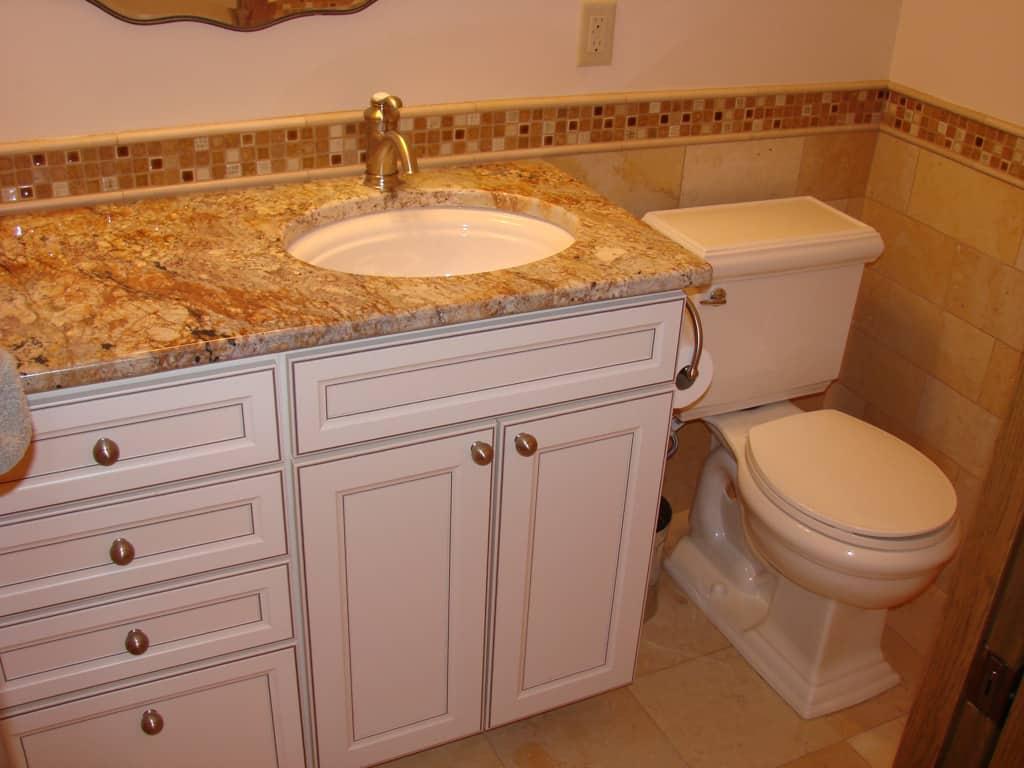 Bathroom Remodel Images Portfolio By GMH Construction - Bathroom remodeling waukesha