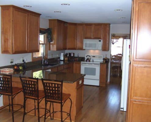 kitchen remodeling pewaukee