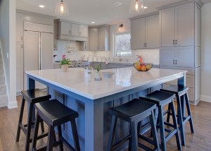 3 Island Design Ideas For A Kitchen Remodel Gmh Construction