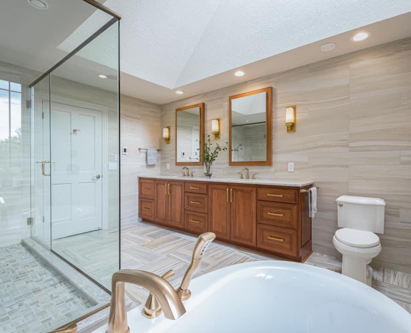 bathroom remodeling pewaukee wi